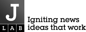 J-Lab: The Institute for Interactive Journalism logo